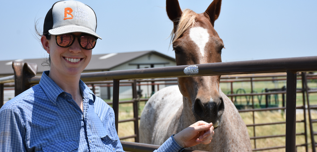 Q&A: What's It Like to Foster a Horse?