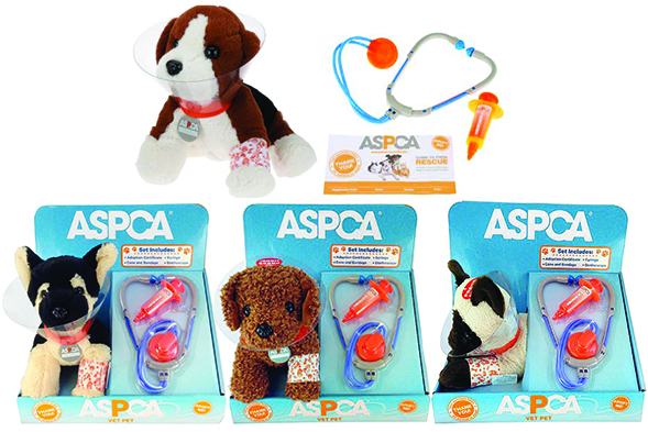 QVC Offering ASPCA Plush Rescue Pets on Sale for a Limited Time