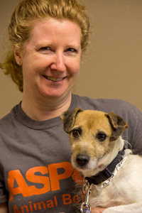 Sharon Wirant Manager, ASPCA Anti-Cruelty Behavior Services