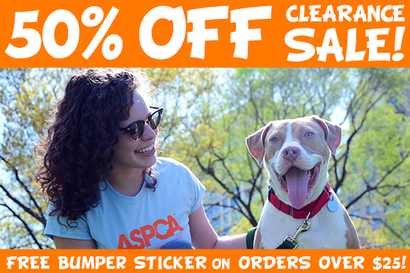 Shop Our One-Time Sale in the ASPCA Online Store