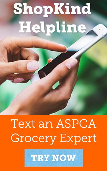 Text a grocery expert