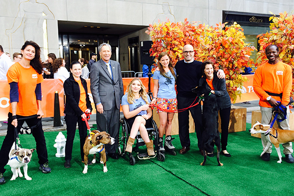 ASPCA at the Today Show