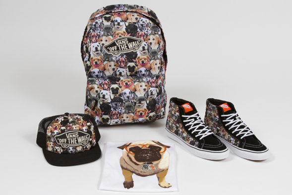 Vans Dog- and Cat-Themed Collection