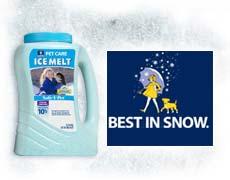 Morton Pet-Safe Ice Melt